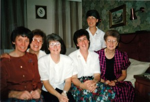 Blairgowrie weekend 1991