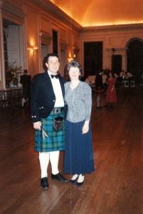 Kathy & Alistair